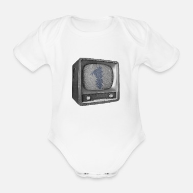 Date Of Birth Date of birth 1 - TV show - Organic Short-sleeved Baby Bodysuit