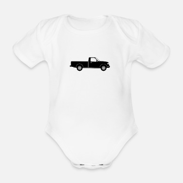 Pick Up Pick-up - Body bébé bio manches courtes