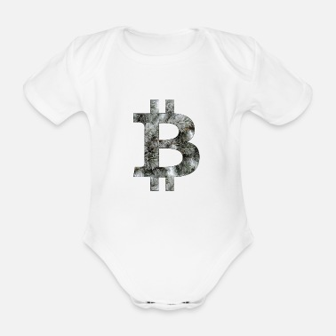 Dollar bitcoin fir - Organic Short-sleeved Baby Bodysuit