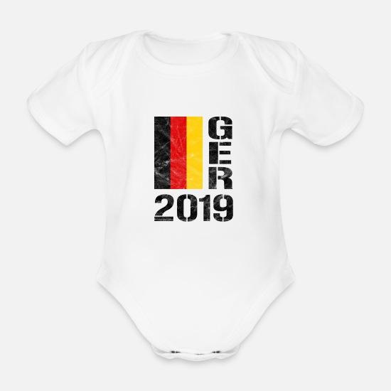Deutschland 2019 Frauen Fussball Fanartikel Ger Baby Bio