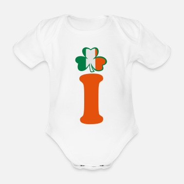 Most Bucket List Languages To Learn People To Meet And Fall In Love Countries To Visit And Travel To ♥ټ☘I am Irish-Irish Power-Ireland Rules☘ټ♥ - Organic Short-Sleeved Baby Bodysuit