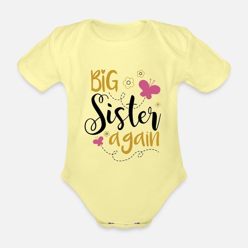 Baby Body Sister Geschwister Kind Nachwuchs Schwanger Schwester 2019 loading
