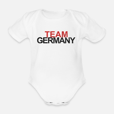 TEAM GERMANY - Baby Bio Kurzarmbody