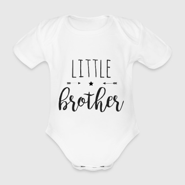 little Brother - Baby Bio-Kurzarm-Body