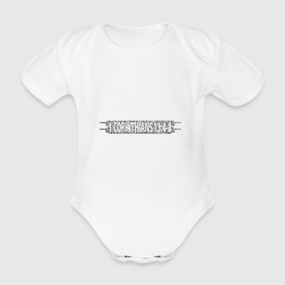1 Corinthians 10:13 Bible prayer Christian Bible verse - Organic Short-sleeved Baby Bodysuit