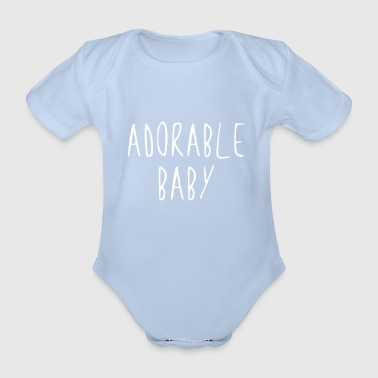 I Make Adorable Babies - Adorable Baby (Part2) - Organic Short-sleeved Baby Bodysuit