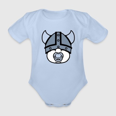 little viking - Body bébé bio manches courtes