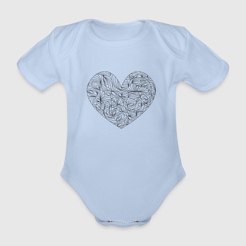 Mandala Herz von Grinsekind   Spreadshirt