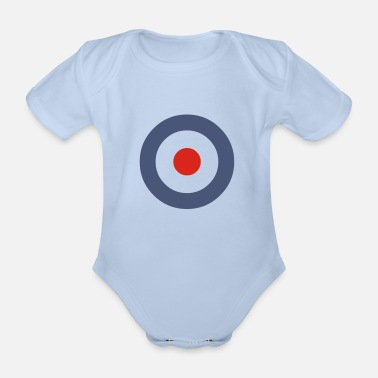 Mod Target Fussball Football World Champion - Baby Bio Kurzarmbody