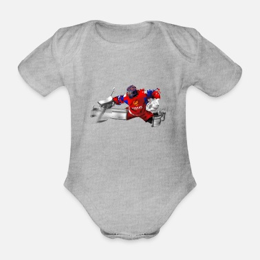 Goalkeeper goalkeeper - Baby Bio Kurzarmbody