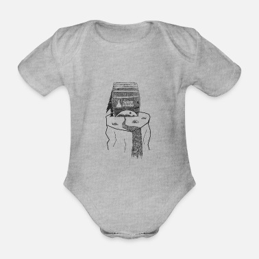 Scotland Whiskey Whiskey Bar Scotch Single Malt - Organic Short-sleeved Baby Bodysuit