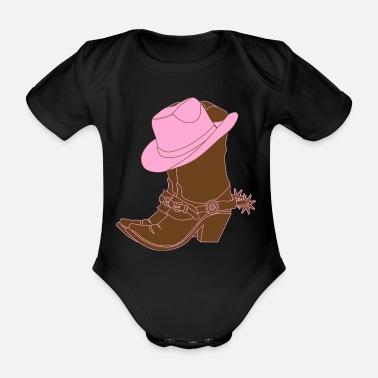 Ordina Online Abbigliamento Neonato Con Tema Stivali Da Cowboy