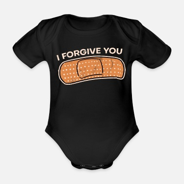 Injured Injured - Organic Short-Sleeved Baby Bodysuit