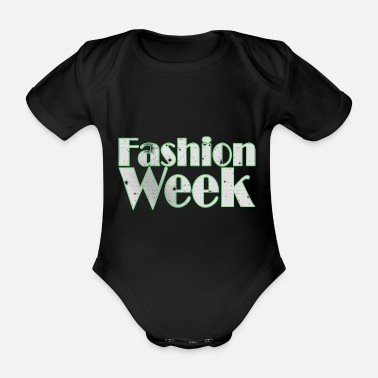 Week Fashion Week - Fashion Week - Rompertje met korte mouwen