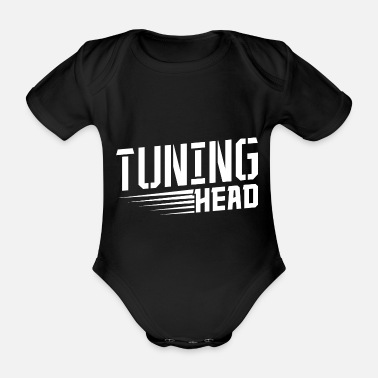 Screwdriver Auto freak mechanic gift - Organic Short-Sleeved Baby Bodysuit