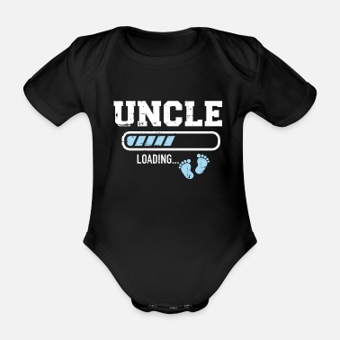 Baby uncle - Organic Short-Sleeved Baby Bodysuit