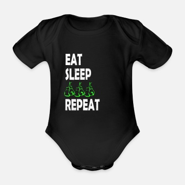 Boxing Gloves Boxing gloves boxing glove - Organic Short-Sleeved Baby Bodysuit