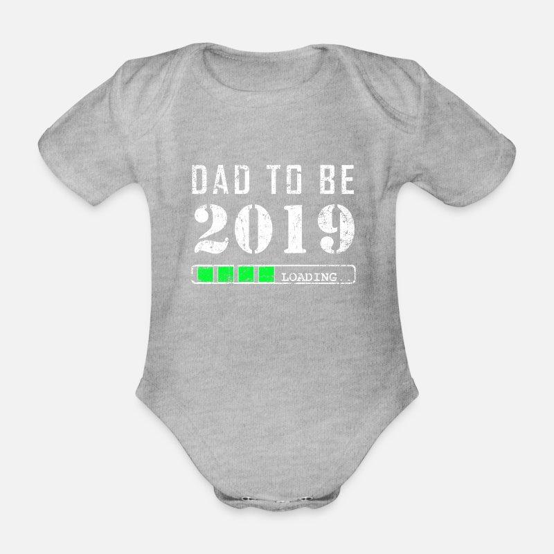 Papa 2019 Dad To Be Werdender Vater Daddy von   Spreadshirt