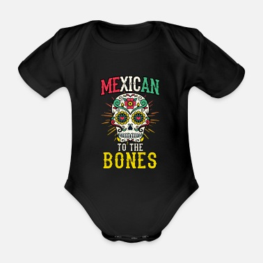 Mexican Mexican - Organic Short-sleeved Baby Bodysuit