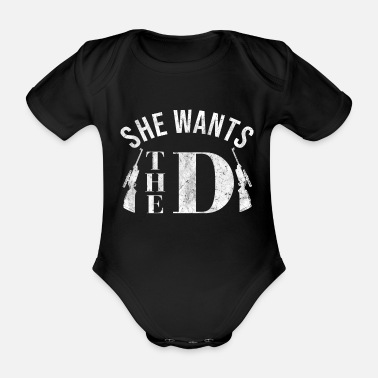 Hunting Hunt hunting - Organic Short-Sleeved Baby Bodysuit