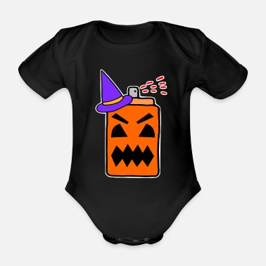 Graffiti graffiti - Organic Short-Sleeved Baby Bodysuit