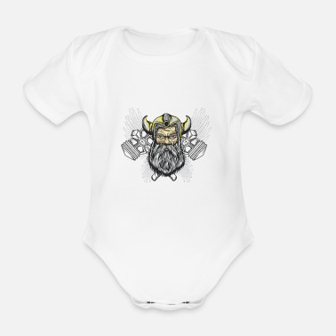 Hammer Looking For An Ancient Rome Tshirt Design? Here's - Organic Short-Sleeved Baby Bodysuit