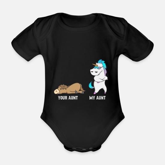 Eenhoorn Paard Uw Tante Mijn Tante Cadeau Nl Rompertje Met