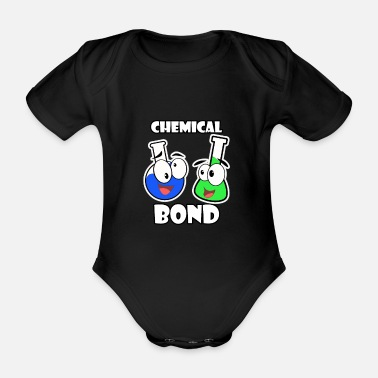 Chemical Chemical Bond - Chemistry - Physics - Chemical - Organic Short-sleeved Baby Bodysuit