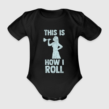 Whats Up So I make the housewife gift mom wife - Organic Short-sleeved Baby Bodysuit