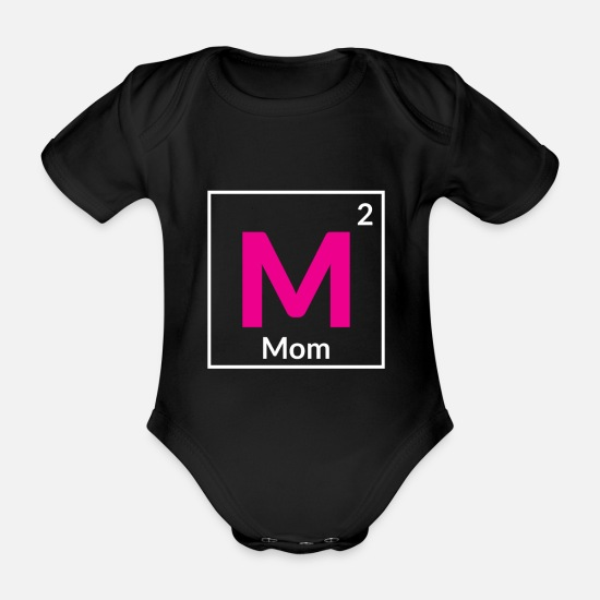 Friends Baby Clothes - 2nd pregnancy announcement Gifts - Organic Short-Sleeved Baby Bodysuit black