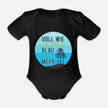 Alk Beer Quote Funny Alcohol Drunk Gift Alk - Organic Short-Sleeved Baby Bodysuit