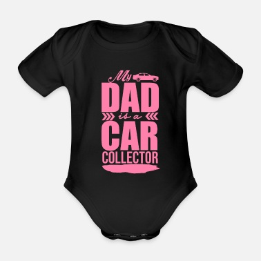 Collection Collection Collectible Collect Collectible - Organic Short-Sleeved Baby Bodysuit