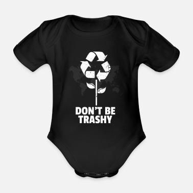 24a50c43c Reciclaje de la protección del medio ambiente. El regalo de Save the  Environment - Body. Nuevo. Body de manga corta bebé