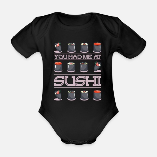 Encourage Baby Clothes - Inspirational Quotes - Organic Short-Sleeved Baby Bodysuit black
