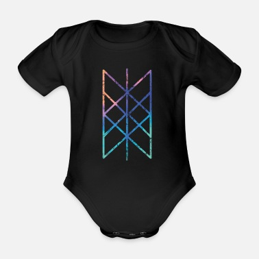 Viking Vikings Vikings - Organic Short-Sleeved Baby Bodysuit