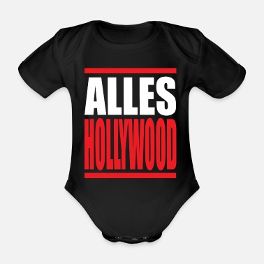 Hollywood ALLES HOLLYWOOD - Baby Bio Kurzarmbody