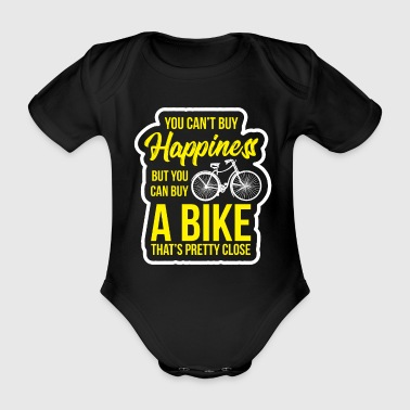 Joy Bicycle Sport Tour Idea tweewieler fietsen - Baby bio-rompertje met korte mouwen