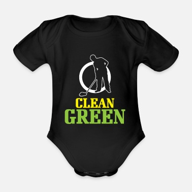 Conscious Caretaker Environmentally conscious - Organic Short-sleeved Baby Bodysuit