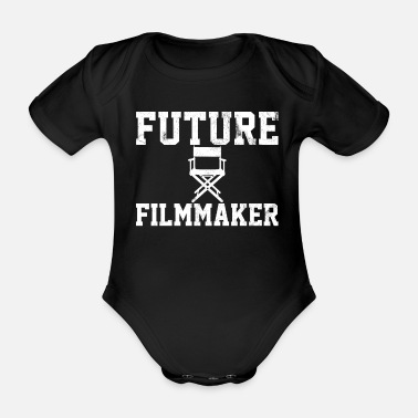 Television Director Director Film Television - Organic Short-sleeved Baby Bodysuit