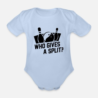 Jens Nickel Bowling ball I fun in the bowling center I gift - Organic Short-Sleeved Baby Bodysuit