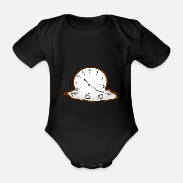 Clock Melting clock - Baby Bio Kurzarmbody