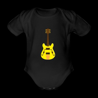 Electric Gitarre - Baby Bio-Kurzarm-Body