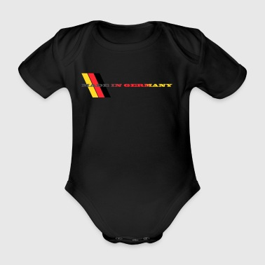 Made in Germany II SRG - Organic Short-sleeved Baby Bodysuit