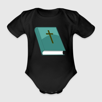 Bible - Organic Short-sleeved Baby Bodysuit