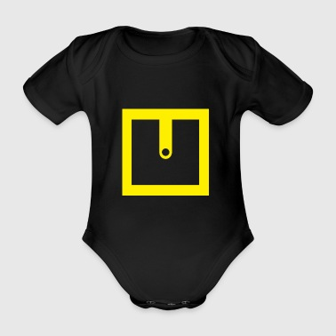 FORMA4 - Organic Short-sleeved Baby Bodysuit