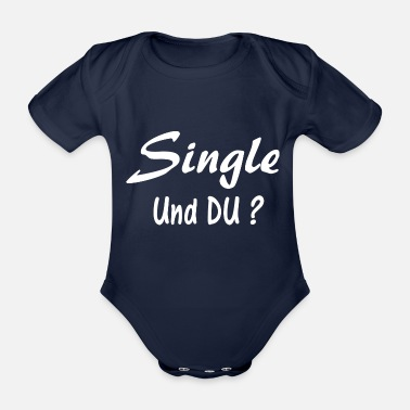 Single Single - Body bébé bio manches courtes