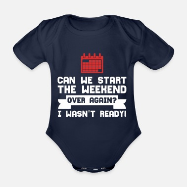 Celebrate CELEBRATE - Organic Short-sleeved Baby Bodysuit