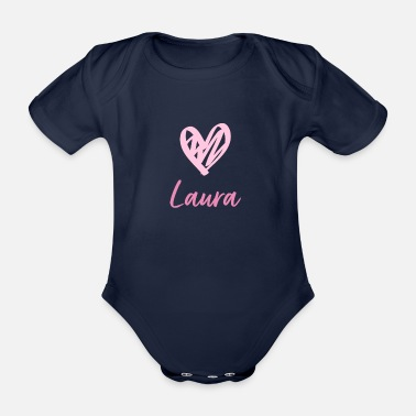 Baby Clothes Baby clothes Laura - Organic Short-Sleeved Baby Bodysuit