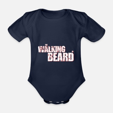 Attraktiv The Walking Beard 2 - Baby Bio Kurzarmbody
