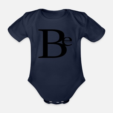 Specially Be special - Organic Short-Sleeved Baby Bodysuit